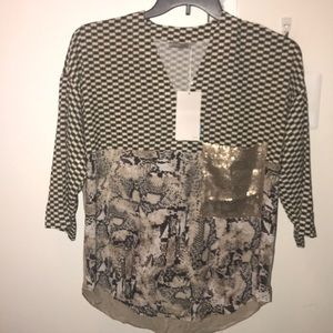 Brand new Zara blouse